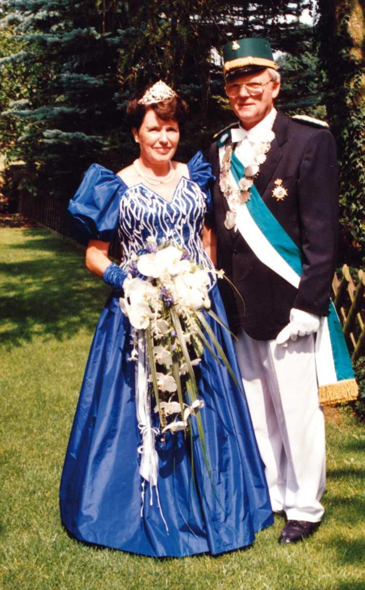 Königspaare seit 1902